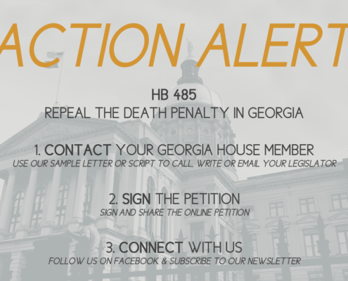 Death Penalty Repeal - HB 485